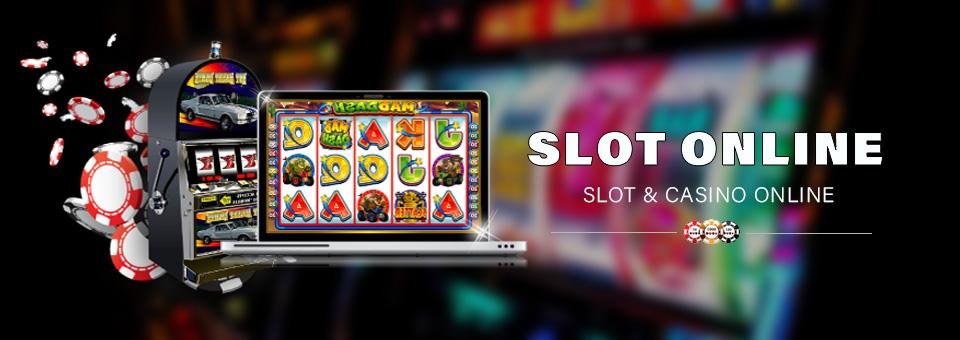 Slot Online บริการเกมสล็อตออนไลน์
